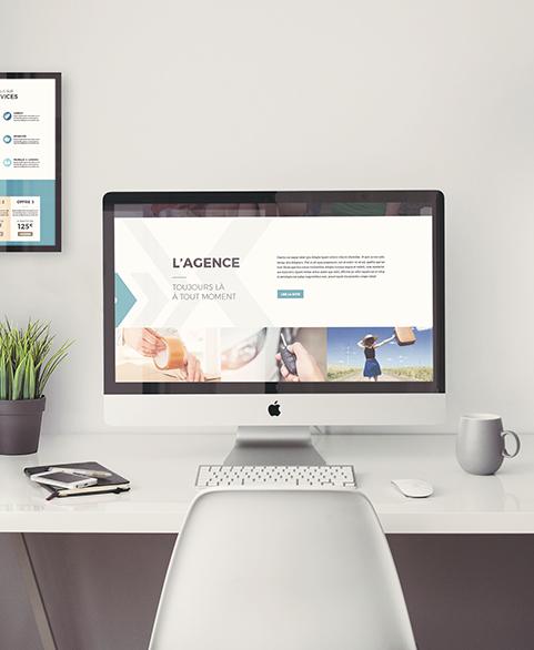 Assuricate – Webdesign