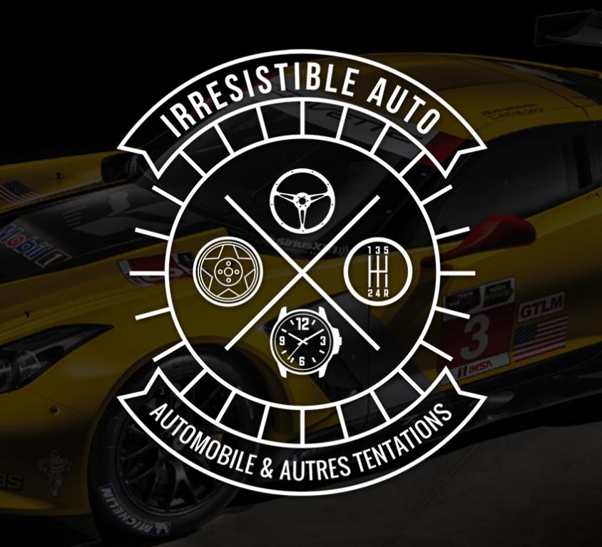 Logo – Irrésistible Auto