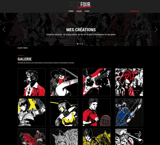 fortyfouruniverse galerie