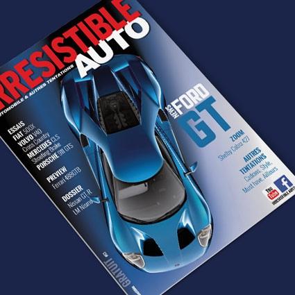 Irrésistible Auto magazine