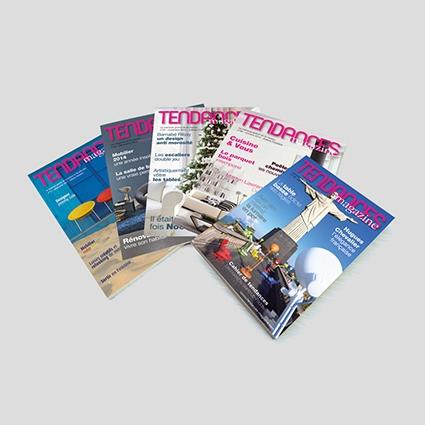 tendances magazines