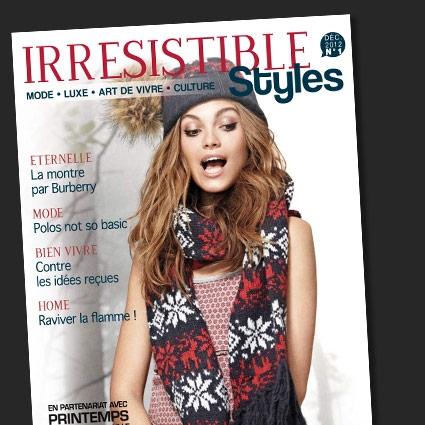 Logo – Irrésistible Style