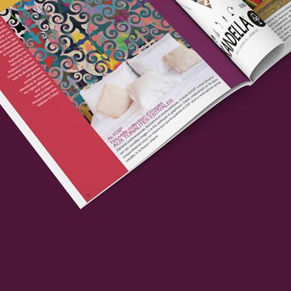 page tendances magazine